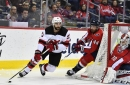 Blackwood Shines but Devils Offense Can't Crack Holtby, Capitals in 3-0 Loss