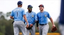 Rays option Christian Arroyo, Jesus Sanchez to minors in first cuts
