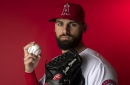 Angels' Justin Anderson striving for more efficiency