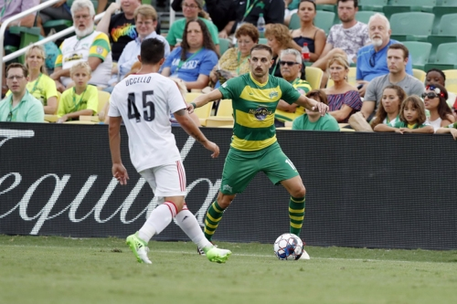 USL returns with the opening weekend of action featuring a few familiar faces from Toronto FC