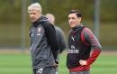 Arsene Wenger has one major regret over how he handled Mesut Ozil at Arsenal