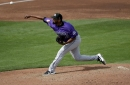 Rockies Recap: German Marquez, Scott Oberg shine, but bats quiet vs Indians
