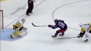 Blue Jackets' Jenner scores after Anderson draws two Penguins