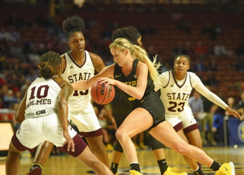 Cunningham sets Mizzou scoring record but Tigers fall in SEC tourney