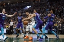 Hornets run out of gas in the fourth again, lose to Bucks, 131-114