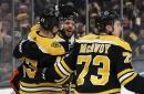 Recap: David Krejci's late tip lifts the Bruins over the Senators