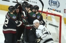 Dvorak, Grabner keep Coyotes howling with a win over Kings