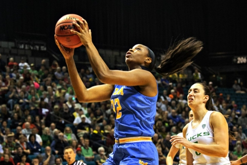 UCLA Women's Hoops Falls to Oregon in Overtime in Pac-12 Semis, 88-83