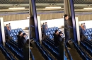 Video of QPR fan repeatedly banging head against wall during Stoke draw goes viral