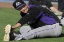 Nolan Arenado's 2009 MLB draft report