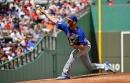 Mets starter Zack Wheeler allows one hit in four scoreless innings Saturday against Red Sox