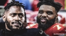 Chiefs' Jeff Allen has strong reaction to Antonio Brown's trade to Raiders