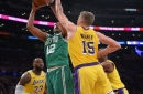 Lakers News: Moritz Wagner 'Proud' Of Career High In First Start But Focused On Loss To Celtics