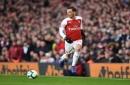 Mesut Ozil mocks Jesse Lingard after Arsenal beat Manchester United