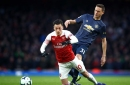 Arsenal midfielder Mesut Ozil hits back at Jesse Lingard following victory vs Manchester United
