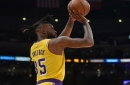 Reggie Bullock Would 'Love' To Re-Sign With Lakers In 2019 NBA Free Agency