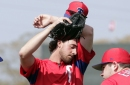 Phillies' Aaron Nola looking forward to 'crazy' atmosphere on opening day