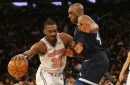 Knicks at Wolves: Who is Playing?