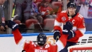 Barkov scores 30th goal as Panthers rout Red Wings