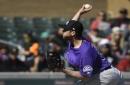 Rockies Chad Bettis' strong start vs. Dodgers bolsters bid for rotation spot