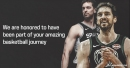 Video: Spurs welcomes back Pau Gasol with amazing tribute
