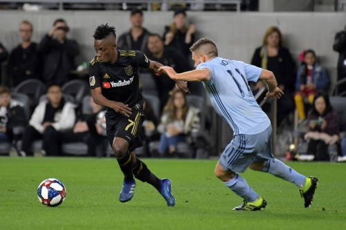MLS Weekly Wrap-up: One LA team loses, while another continues to rise