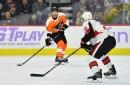 Flyers look to take season series vs. Ottawa in rubber match