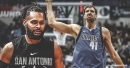 Spurs' Patty Mills says Dirk Nowitzki gives hope that international players can make it to the NBA