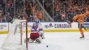 Leon Draisaitl stars in overtime as Oilers down Rangers