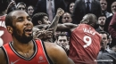 Raptors' Serge Ibaka could face 3-5 game suspension for choking, punching Marquese Chriss