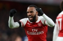 Arsenal given boost as Alexandre Lacazette is cleared to play against Rennes