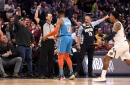 "Nuggets' Will Barton: Fans need to ""chill out,"" stop picking on Russell Westbrook"