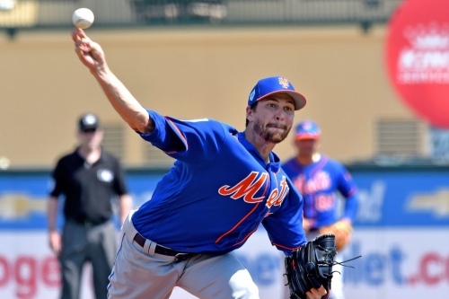 Mets' bats are quiet in 8-1 loss to the Marlins