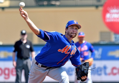 Jacob deGrom excited to face Max Scherzer on opening day, but still no extension