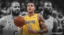 Kyle Kuzma available, Lance Stephenson and Tyson Chandler out for Lakers vs. Bulls