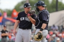 Yankees spring training: New York cuts five from major-league camp