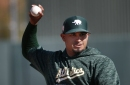 Franklin Barreto makes A's Japan roster, What about Opening Day?