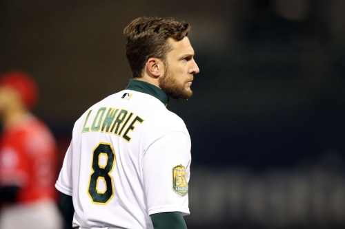 Jed Lowrie Resumes Baseball Activites