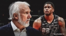 Gregg Popovich expects Rudy Gay to play in Spurs' back-to-back vs. Knicks, Blazers