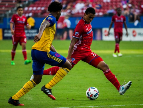 FCD notebook: Luchi Gonzalez is hopeful right back Reggie Cannon can return to action for game versus Crew
