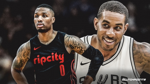 Spurs' LaMarcus Aldridge admits he didn't handle relationship with Blazers' Damian Lillard well enough