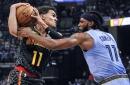 Memphis Grizzlies vs. Atlanta Hawks Game Preview