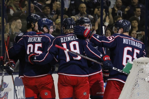 How have the newest Blue Jackets fit in?