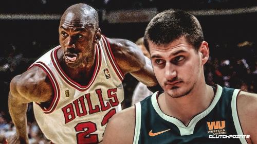 Nikola Jokic wants to be like Michael Jordan