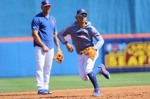 Mets infield prospect Andres Gimenez will start season with Class AA Binghamton