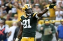 Packers give restricted free agent WR Geronimo Allison low tender for 2019