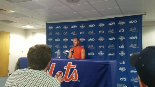 Noah Syndergaard on his outing against Houston