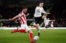 Derby County 0 Stoke City 0: Promotion hero hails Tom Edwards as Stoke fans weigh up clean sheets with no shots on target