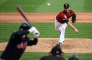Matt Andriese roughed up as Diamondbacks fall to Rockies in windy conditions