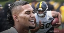 James Conner excited to prove himself for Steelers in 2019